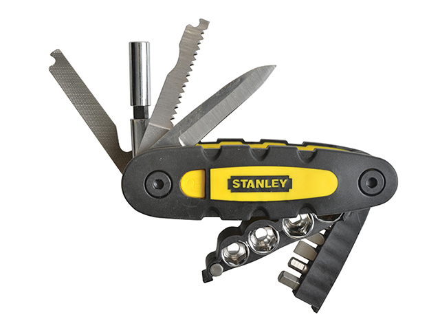 Stanley Tools 14 Piece Multi-Tool STA070695