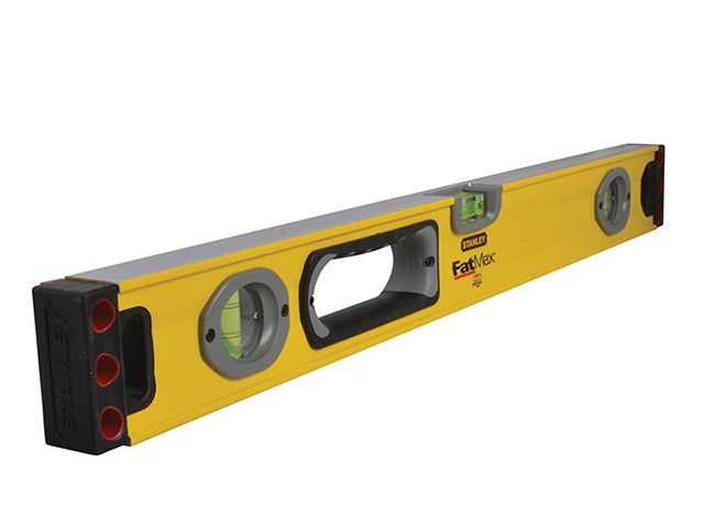 Stanley Tools FatMax® Spirit Level 3 Vial 60cm STA143524