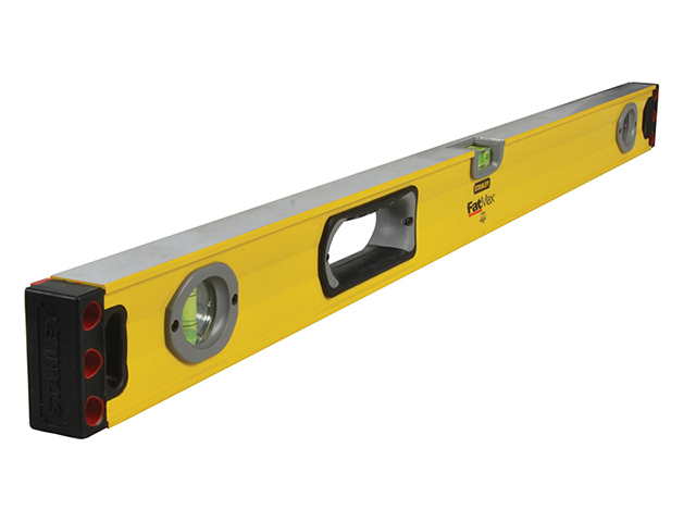 Stanley Tools FatMax® Spirit Level 3 Vial 90cm STA143536