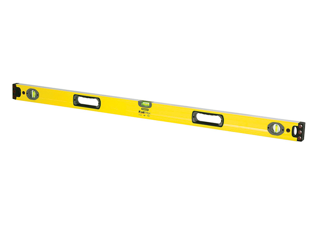 Stanley Tools FatMax® Spirit Level 3 Vial 120cm STA143548
