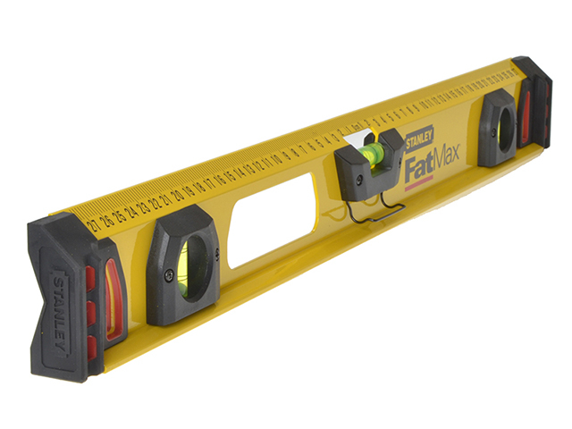 Stanley Tools FatMax® I Beam Level 3 Vial 120cm STA143555