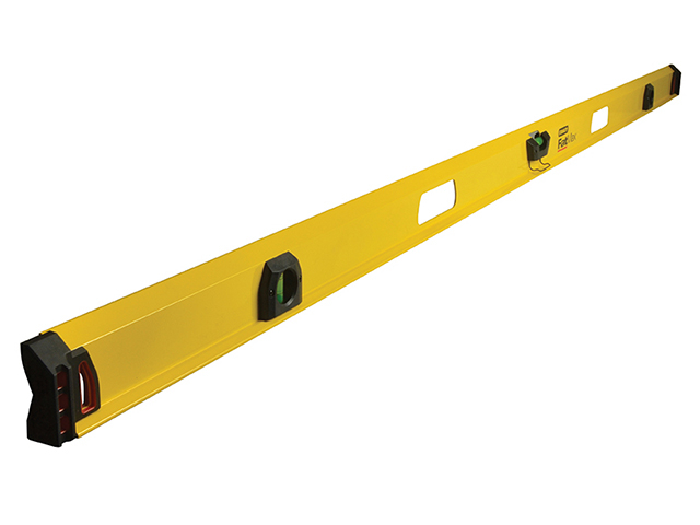 Stanley Tools FatMax® I Beam Level 3 Vial 180cm STA143557