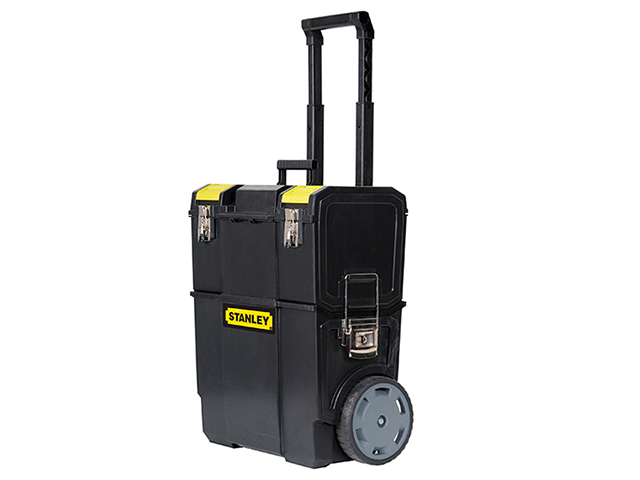 Stanley Tools 2-in-1 Mobile Work Centre STA170327