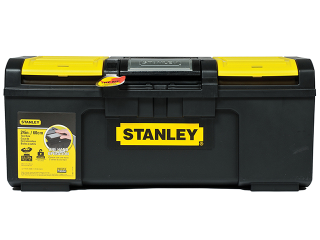 Stanley Tools One Touch Toolbox DIY 60cm (24in) STA179218