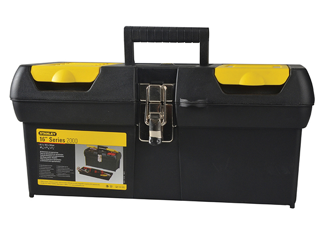Stanley Tools Metal Latch Toolbox 41cm (16in) STA192065