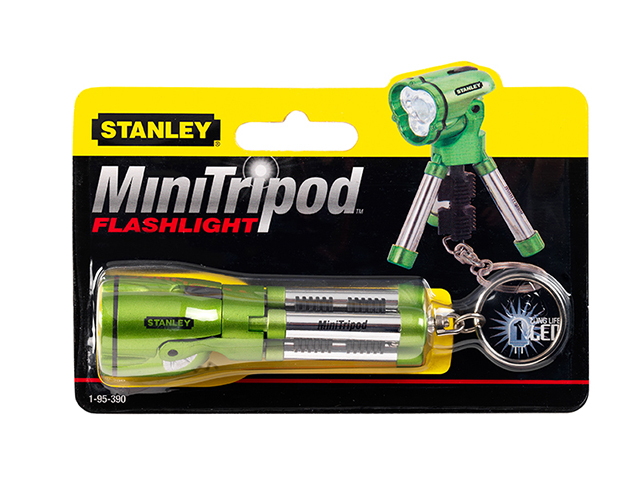 Stanley Tools Mini Tripod Torch STA195393