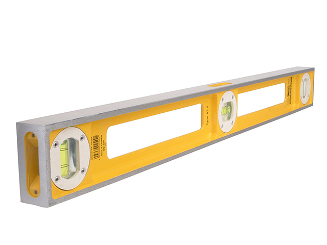 Stabila 83S Level Double Plumb 3 Vial 2546 100cm STB83S40