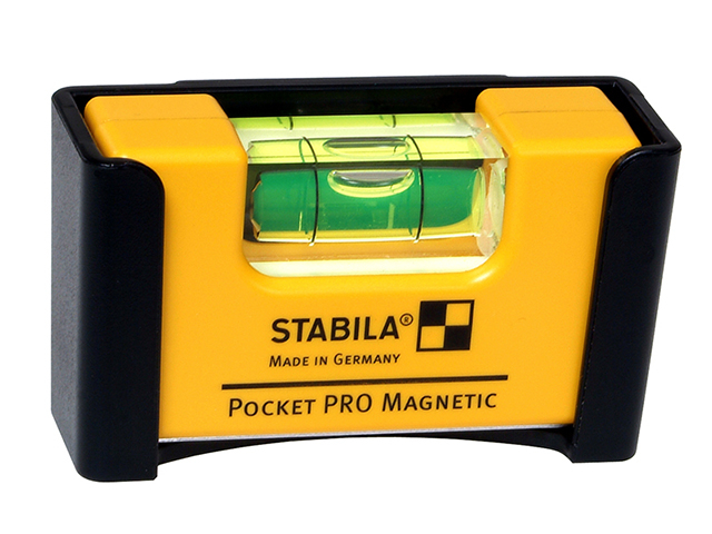 Stabila Pocket Pro Level Display 8pc 17773 STBPOCKETPRO