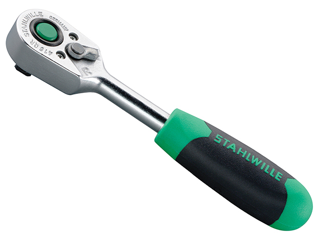 Stahlwille Ratchet 1/4in Drive Quick Release STW415QR