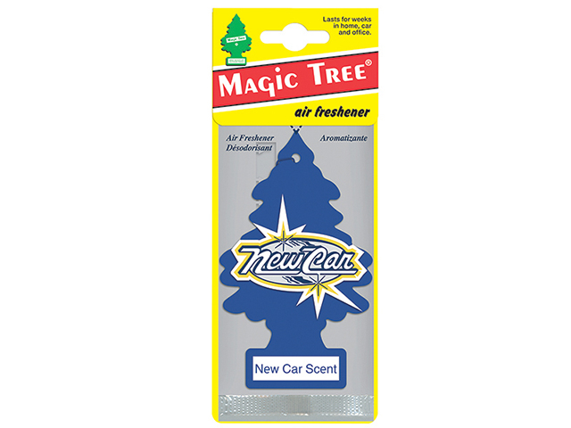 LITTLE TREES® Air Freshener New Car Scent