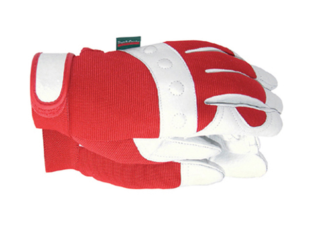 Town & Country TGL104S Comfort Fit Red Gloves Ladies' - Small T/CTGL104S