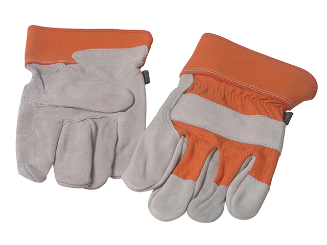 Town & Country TGL409 Men's Leather Palm Gloves T/CTGL409