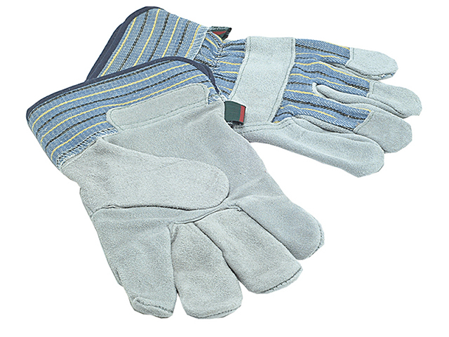 Town & Country TGL410 Men's Suede Leather Rigger Gloves T/CTGL410