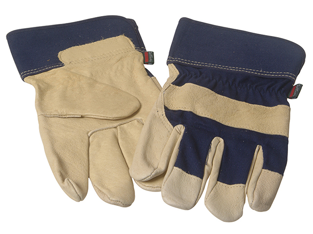 Town & Country TGL416 Deluxe Washable Leather Gloves T/CTGL416