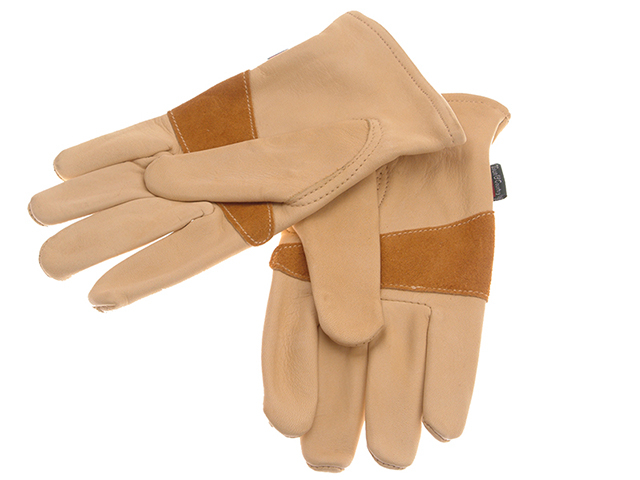 TGL419 Superior Grade Leather Gloves Men's - Medium