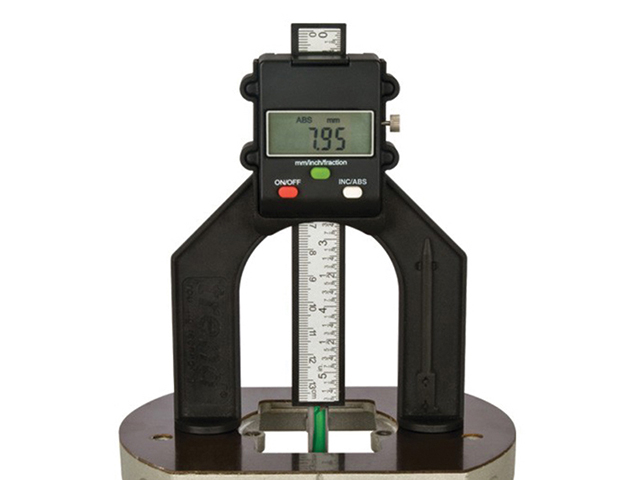 Trend GAUGE/D60 Digital Depth Gauge TREGAUGED60