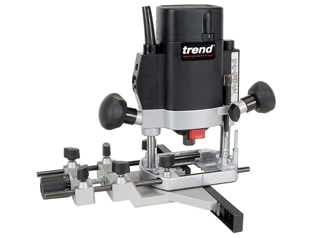Trend T5EB 1/4in Variable Speed Router 1000W 240V TRET5EB