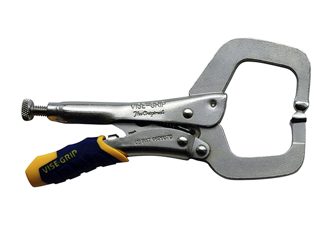 IRWIN Vise-Grip Fast-Release Locking C Clamp 150mm (6in) VIS10507190