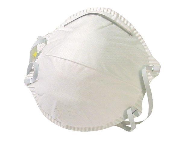 Vitrex Moulded Sanding & Insulation Mask FFP1 VIT331011