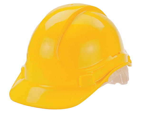 Vitrex Safety Helmet - Yellow VIT334130