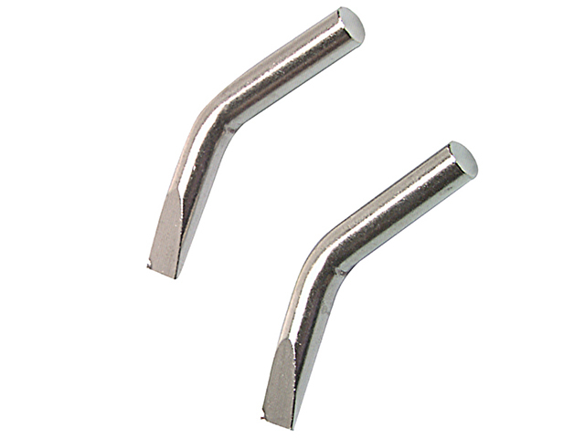 Weller S8 Bent Tips (2) for SI75 WELS8