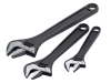Bahco Adjustable Wrench Set, 3 Piece