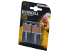 Duracell Plus Power 9V Batteries (Twin Pack)