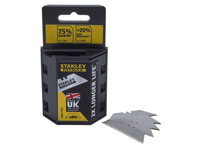 FatMax® Utility Knife Blades (Pack 80)