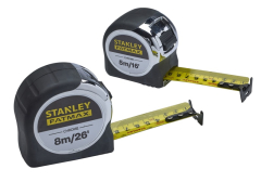 Stanley FatMax® Chrome Tape (Twin Pack)