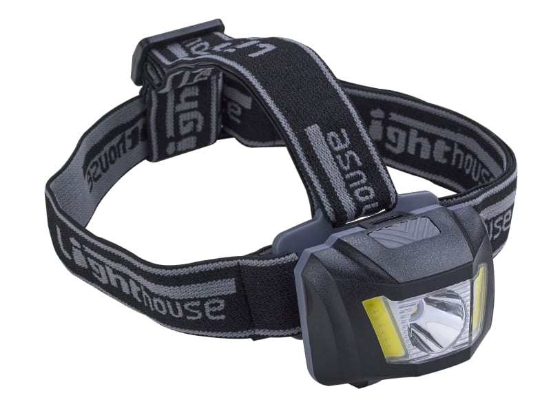 Lighthouse LED Headlight 280 Lumens