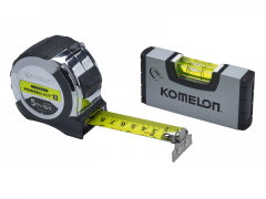 PowerBlade<sup>(TM)</sup> II Pocket Tape 5m/16ft (Width 27mm) with Mini Level