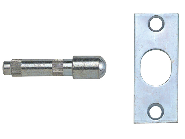 Yale Locks P125 Hinge Bolts Brass YALP125PB