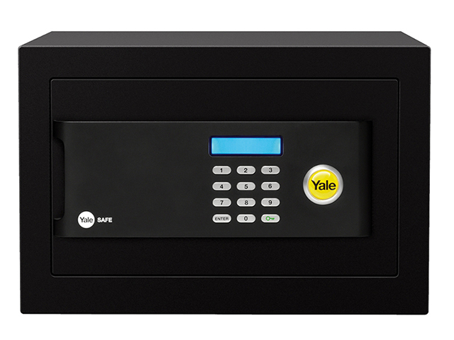 Yale Locks Premium Laptop Safe (1k Cash) YALYLB200EB1