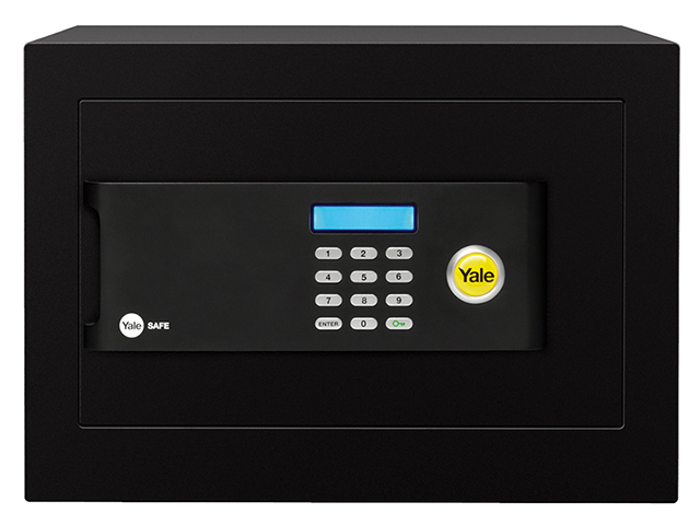 Yale Locks Premium Home Safe (1k Cash) YALYSB250EB1