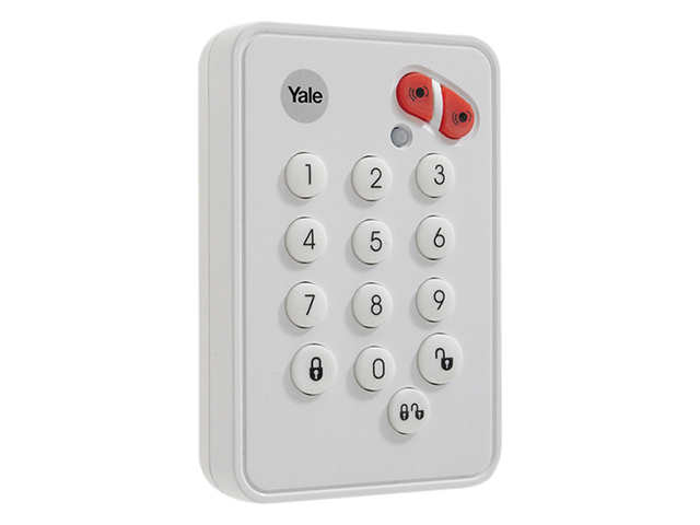 Yale Alarms Easy Fit Remote Keypad YEFKP