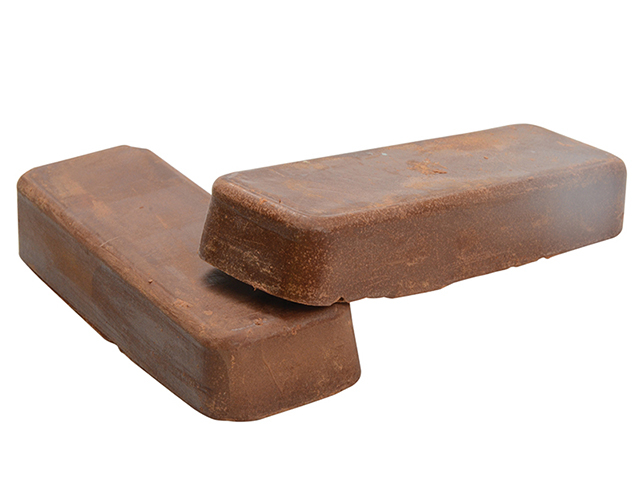 Zenith Profin Tripomax Polishing Bars - Brown (Pack of 2) ZENGBT272